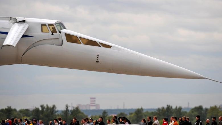 """هذه قصة تحطم واحتراق طائرة """"الكونكورد"""" السوفياتية"""
