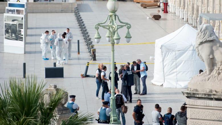 """داعش يصف منفذ هجوم الطعن في فرنسا بـ""""أحد جنود الخلافة"""""""