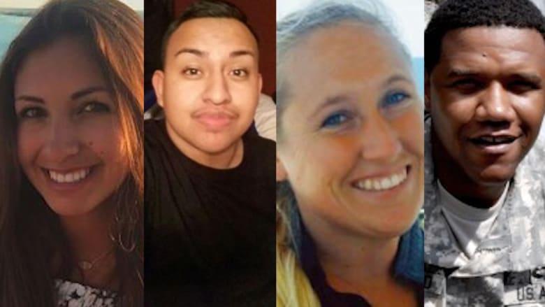 شاهد.. هؤلاء هم جميع قتلى مذبحة لاس فيغاس