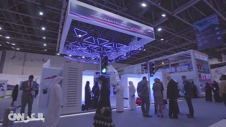 إشارات مرورية ذكية للمشاة في دبي