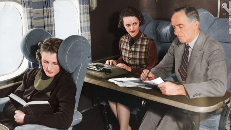 كيف تغيرت الرحلة ما بين لندن وأستراليا منذ العام 1938؟