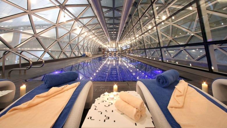 أفضل المطارات لتغطس سريعاً بالماء قبل الإقلاع