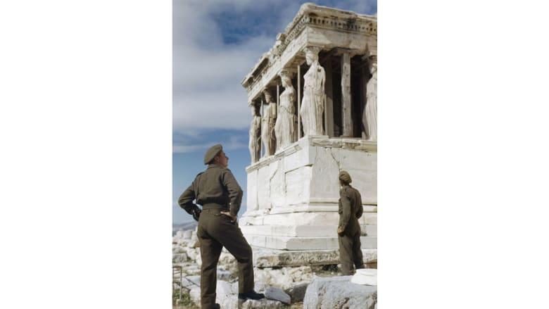 شاهد صوراً نادرة وثّقت الحرب العالمية الثانيةشاهد صوراً نادرة وثّقت الحرب العالمية الثانية