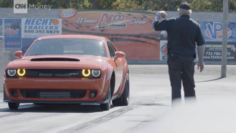 """تعرّف على قدرات دودج """"الشيطان"""".. أقوى سيارة على الإطلاق"""