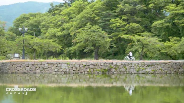 هل ستجذب هذه الدراجة السياح لمدينة فوكوشيما اليابانية؟