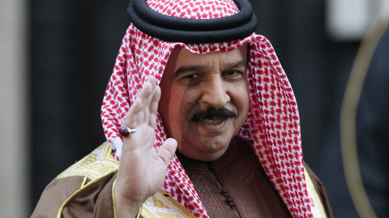 ملك البحرين: لن نحضر قمة مع قطر قبل أن تعود لرشدها