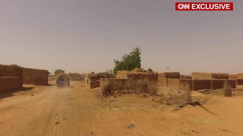حصرياً على CNN: من داخل القرية النيجرية.. موقع الكمين الأمريكي القاتل