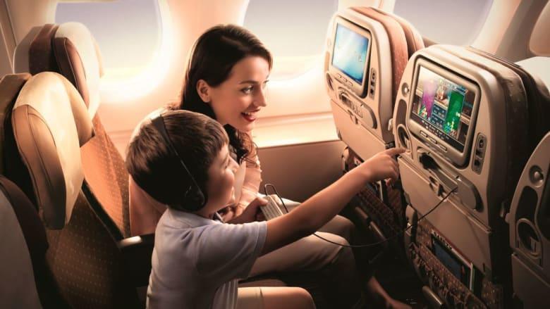 استعدوا لأشكال جديدة من الترفيه على متن رحلتكم الجوية القادمة