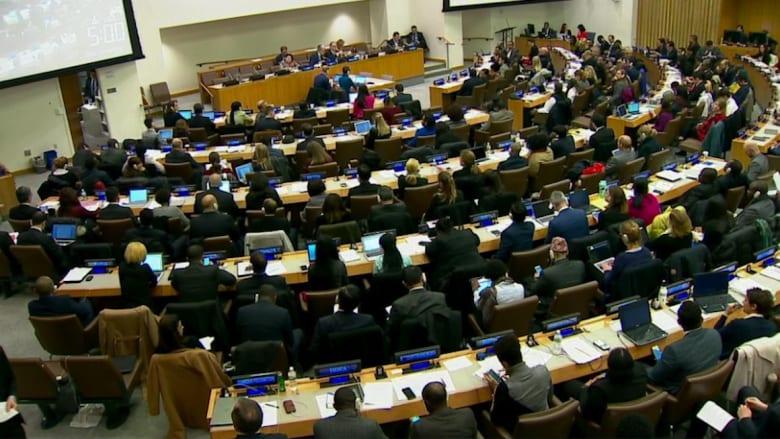 تراشق سعودي إيراني بالأمم المتحدة حول التطهير العرقي وعرب الأحواز