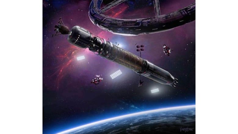 """إقلاع """"أسغارديا""""... أول """"دولة فضائية""""!"""