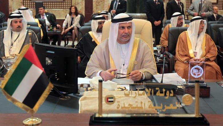 قرقاش: خيارات العرب واضحة ودونها سيطرة المذهب والحزب على الأوطان