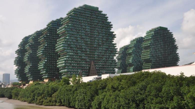 """تعرّف إلى """"هاواي الصين"""".. وروائعها المعمارية"""