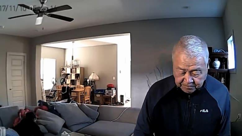 شاهد.. ابن ينشر فيديو قتل والده أملاً في جذب الاهتمام لقضيته
