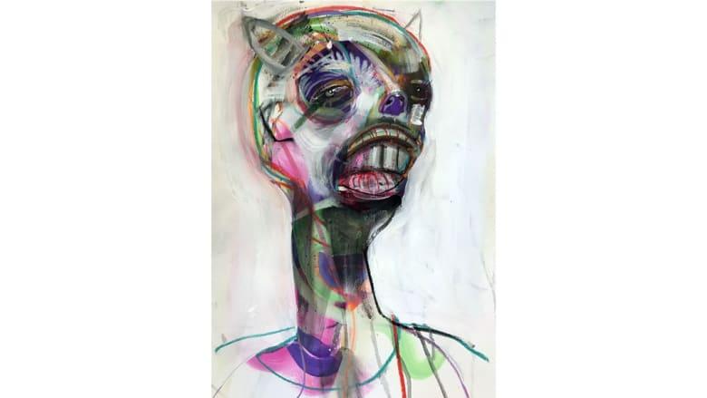 عندما يتحوّل المرض النفسي إلى عمل فني