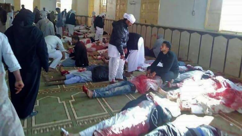 """دماء في """"الروضة"""" بسيناء.. تفاصيل الهجوم الأكثر دموية في مصر"""
