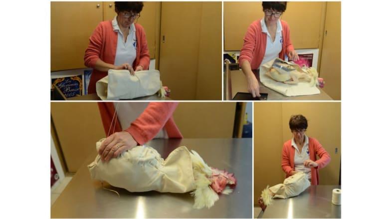 كيف تتناول أغلى دجاج في العالم؟