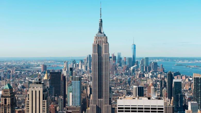 """هذه """"أسرار"""" مبنى """"إمباير ستيت"""" في أمريكا"""