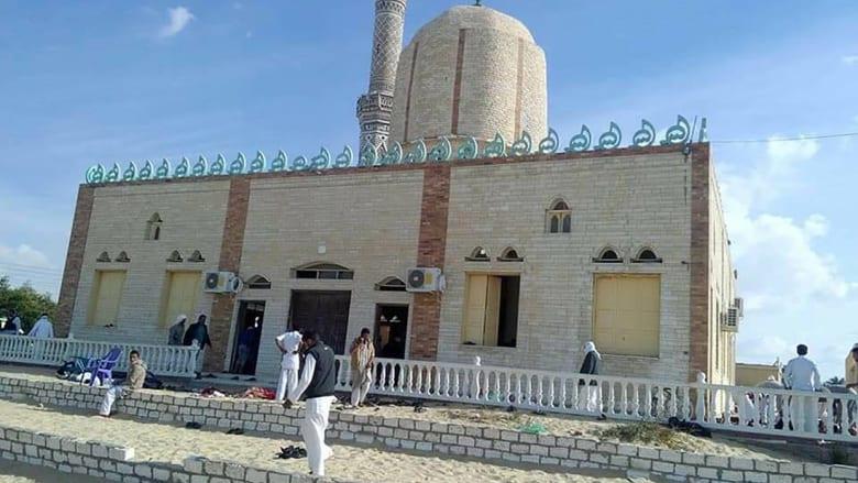 """صلاة جمعة في """"الروضة"""" تضامنا مع الضحايا.. وقبائل سيناء تتوعد الإرهابيين"""