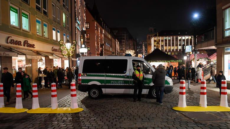 الشرطة الألمانية تفكك قنبلة بسوق لعيد الميلاد