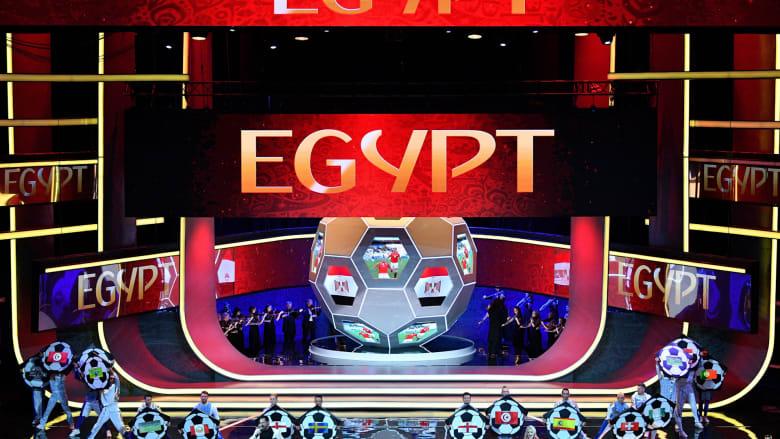 """قرعة كأس العالم 2018.. صدفة بين مصر والسعودية """"بألف ميعاد"""""""
