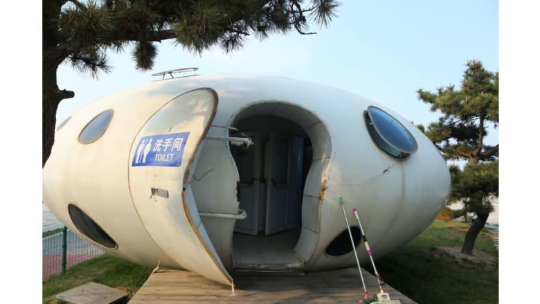 نظرة على حمامات الصين..هل تتحمل زيارتها؟