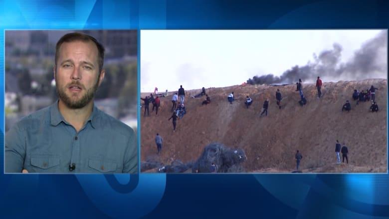 بالفيديو: غارات إسرائيلية تستهدف منشآت تابعة لحماس بغزة