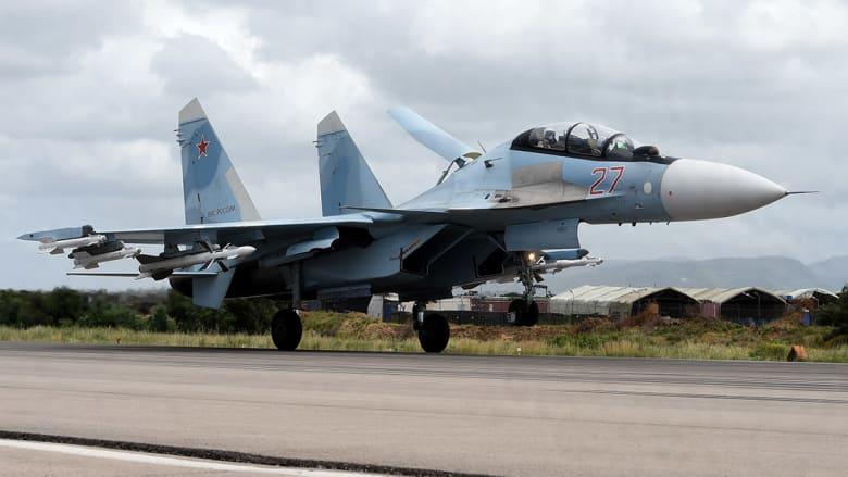 مصادر عسكرية لـCNN: مواجهة بين مقاتلات أمريكية وروسية في سوريا