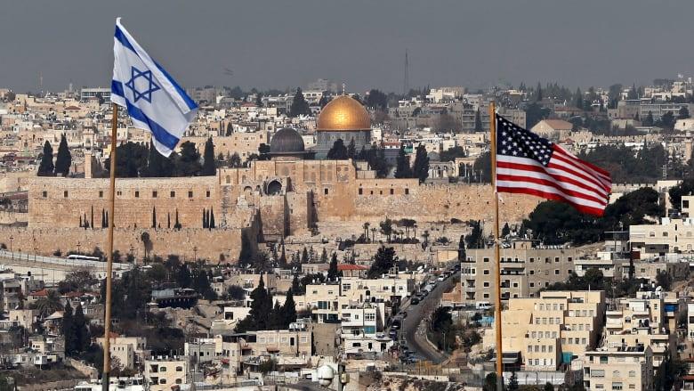 الفلسطينيون يتجهون للأمم المتحدة لرفض قرار ترامب بشأن القدس