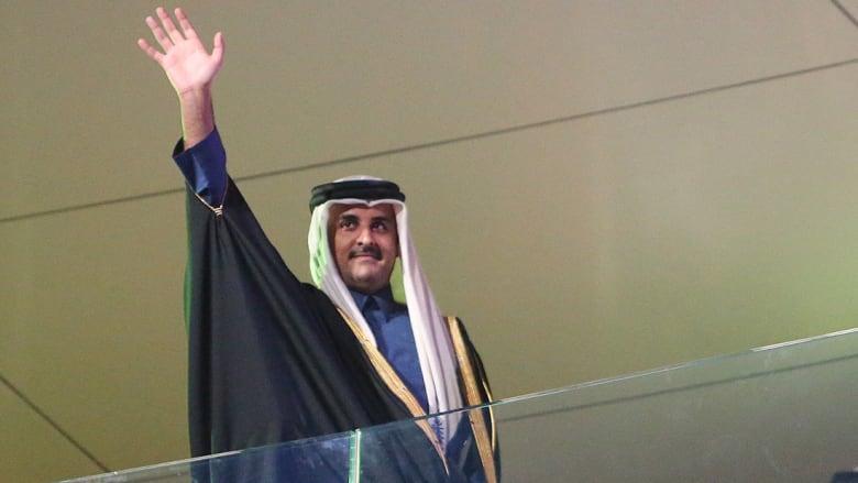 أمير قطر باليوم الوطني: نشيد بصلابة القطريين في الدفاع عن استقلال وطنهم