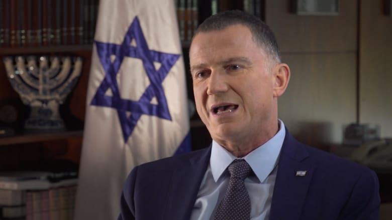 """المتحدث باسم الكنيست الإسرائيلي لـCNN: """"على الفلسطينيين تعلم المرونة"""""""