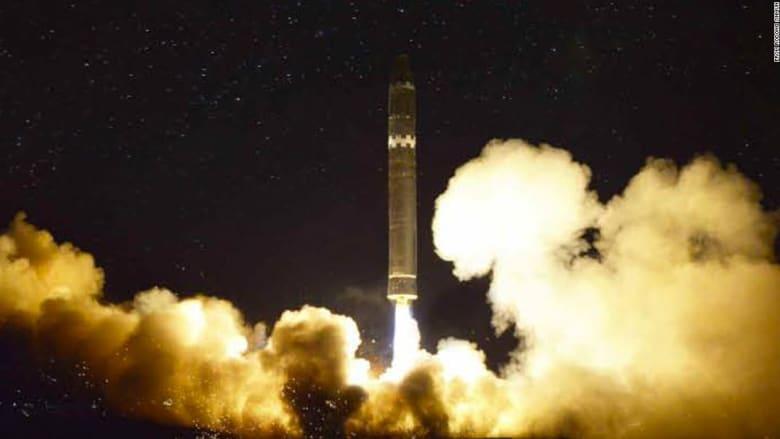 شاهد.. سلاح أمريكي جديد قد يعطل أسلحة كوريا الشمالية بضربة واحدة