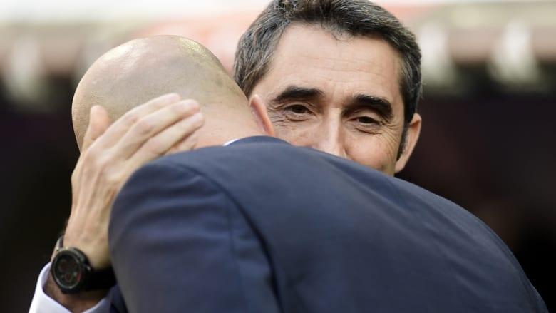 """تحليل.. """"واقعية"""" برشلونة كانت كلمة السر في ليلة اكتساح مدريد"""