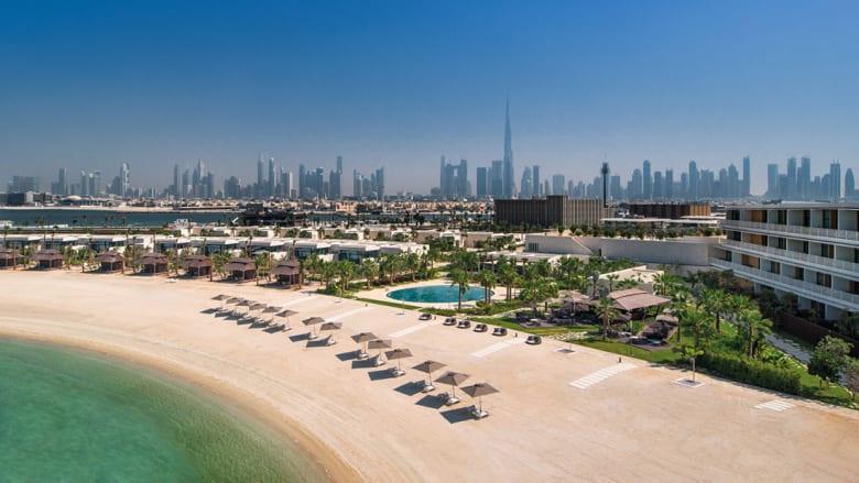 منتجع بولغاري الفاخر في دبي هو أفضل الفنادق الفاخرة في العالم لعام 2017!