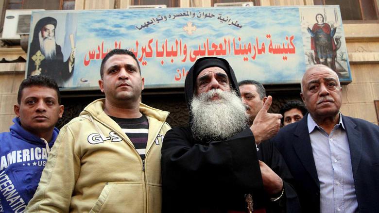 الرئاسة المصرية عن هجوم كنيسة مارمينا: لن ينال من الوحدة الوطنية