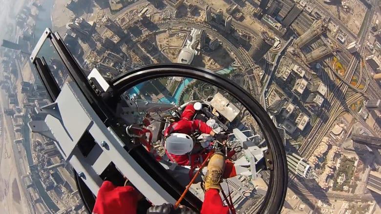 من وراء الكواليس.. هكذا تستعد دبي لاحتفالات رأس السنة