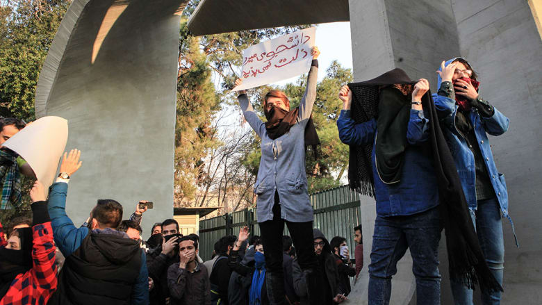 الحرس الثوري: الأعداء يحاولون قلب نظام الحكم في إيران