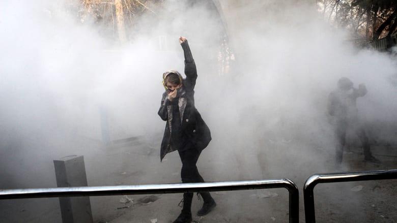 محللون لـCNN: تصريحات ترامب تضر المتظاهرين الإيرانيين