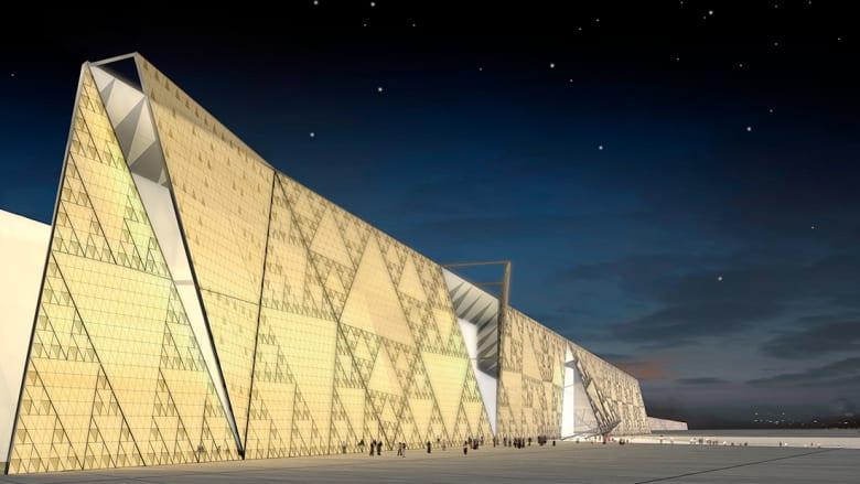 المتحف المصري الكبير من بين أبرز المشاريع المرتقبة للعام 2018!