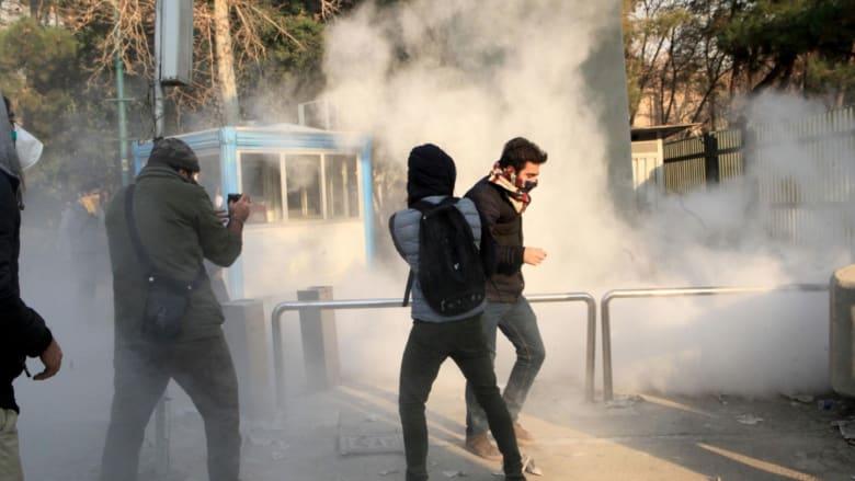 شاهد في دقيقتين.. ماذا حدث في أسبوع من الاحتجاجات بإيران؟