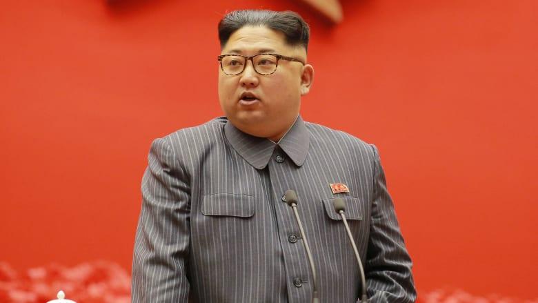 """بمناسبة العام الجديد.. كيم جونغ أون: """"زر النووي"""" موجود دائماً على مكتبي"""