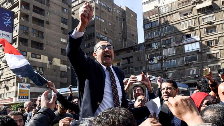 خالد علي يؤكد استمراره في سباق الرئاسة المصرية: لن نستسلم.. وأصحاب الحقوق لا يهربون