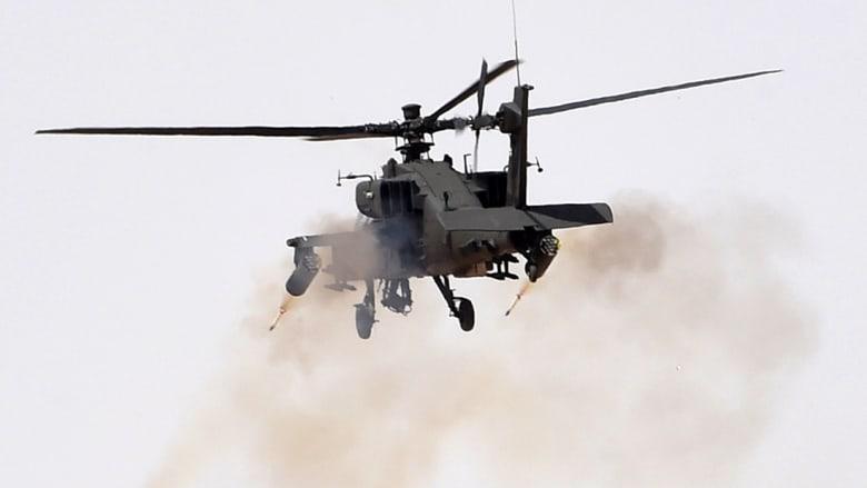 التحالف يعترض صاروخا صوب نجران.. والحوثيون: استهدف مرابض الأباتشي