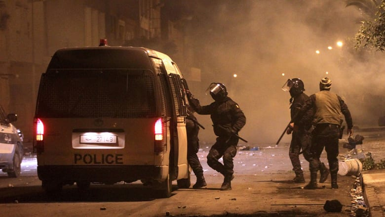 داخلية تونس: 773 شخصا مُتحفظ عليه منذ 8 يناير منهم 16 تكفيريا