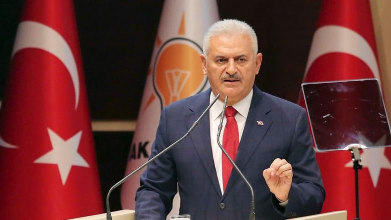 """تركيا: قوات برية ستتخذ """"خطوات ضرورية"""" بسوريا الأحد"""