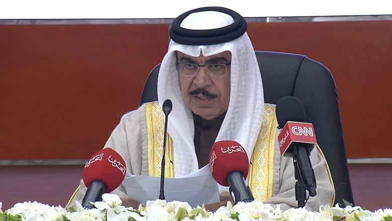 """شاهد.. البحرين تقدم """"كشف حساب"""" لعمليات إيران.. وطهران ترد"""