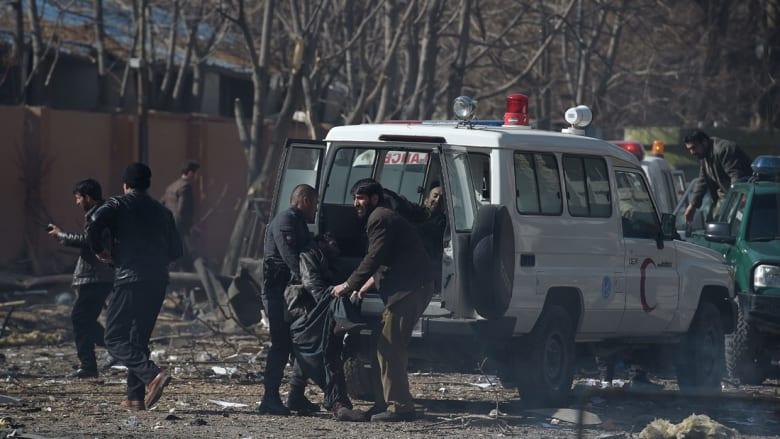 كامليا انتخابي فرد تكتب لـCNN: الأفغان العزَّل يطلبون النجدة ضد الإرهاب