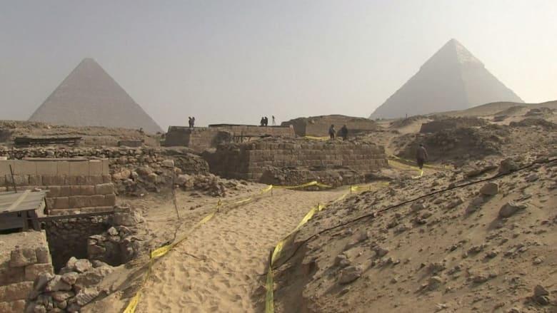 اكتشاف قبر لكاهنة فرعونية.. عمره 4400 عام!