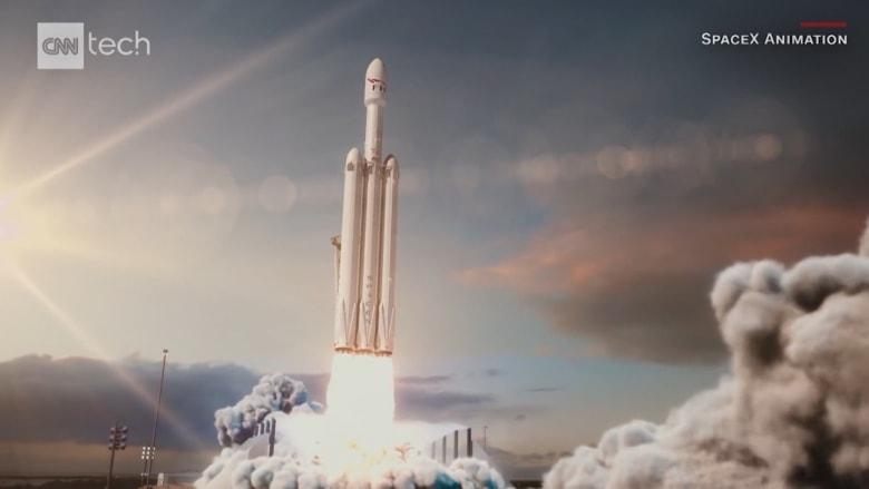 موسك: إطلاق أقوى صاروخ بالعالم قد يتحول لألعاب نارية