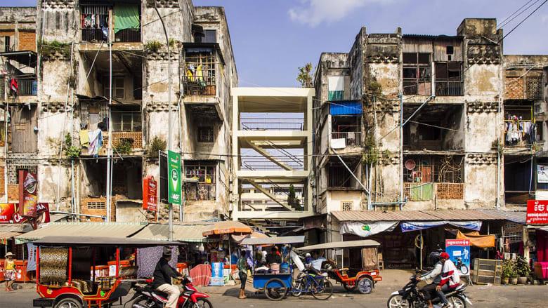 لماذا دُمرت هذه المباني في العام 2017؟