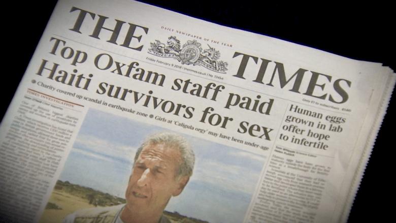 اتهام موظفي منظمة خيرية بريطانية بالاستغلال الجنسي لضحايا كوارث